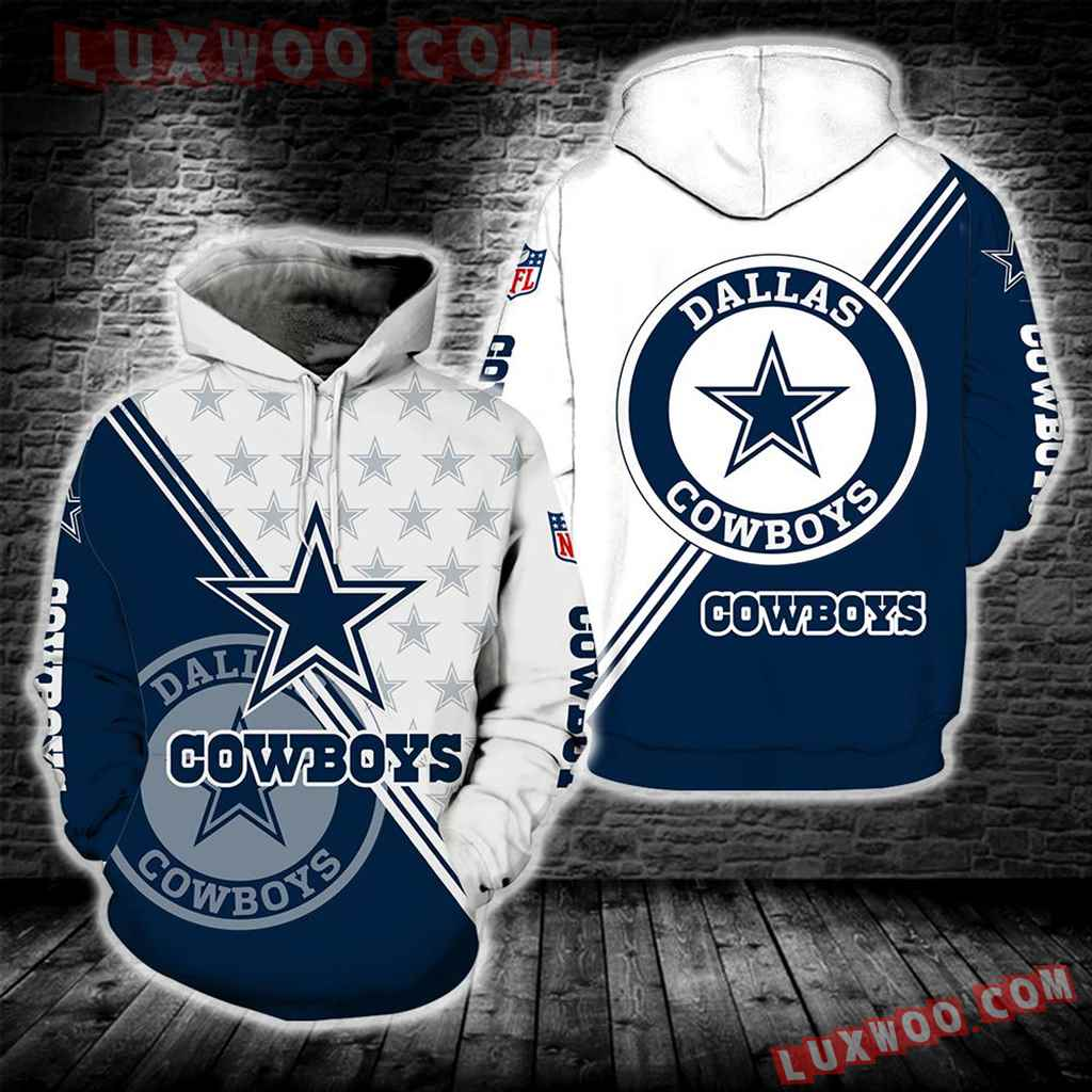 Dallas Cowboys New Full All Over Print K3283