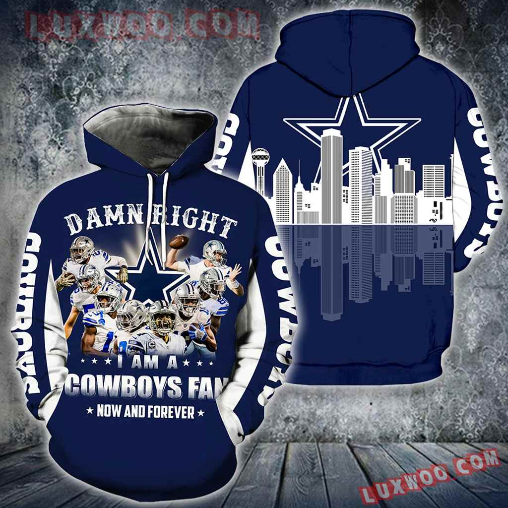 Dallas Cowboys New Full All Over Print S1281