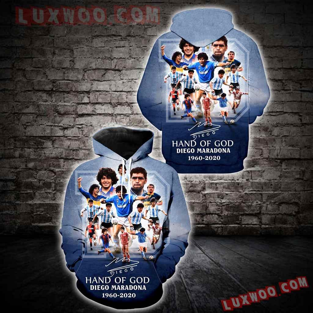 Diego Maradona Hand Of God New Full All Over Print K3410
