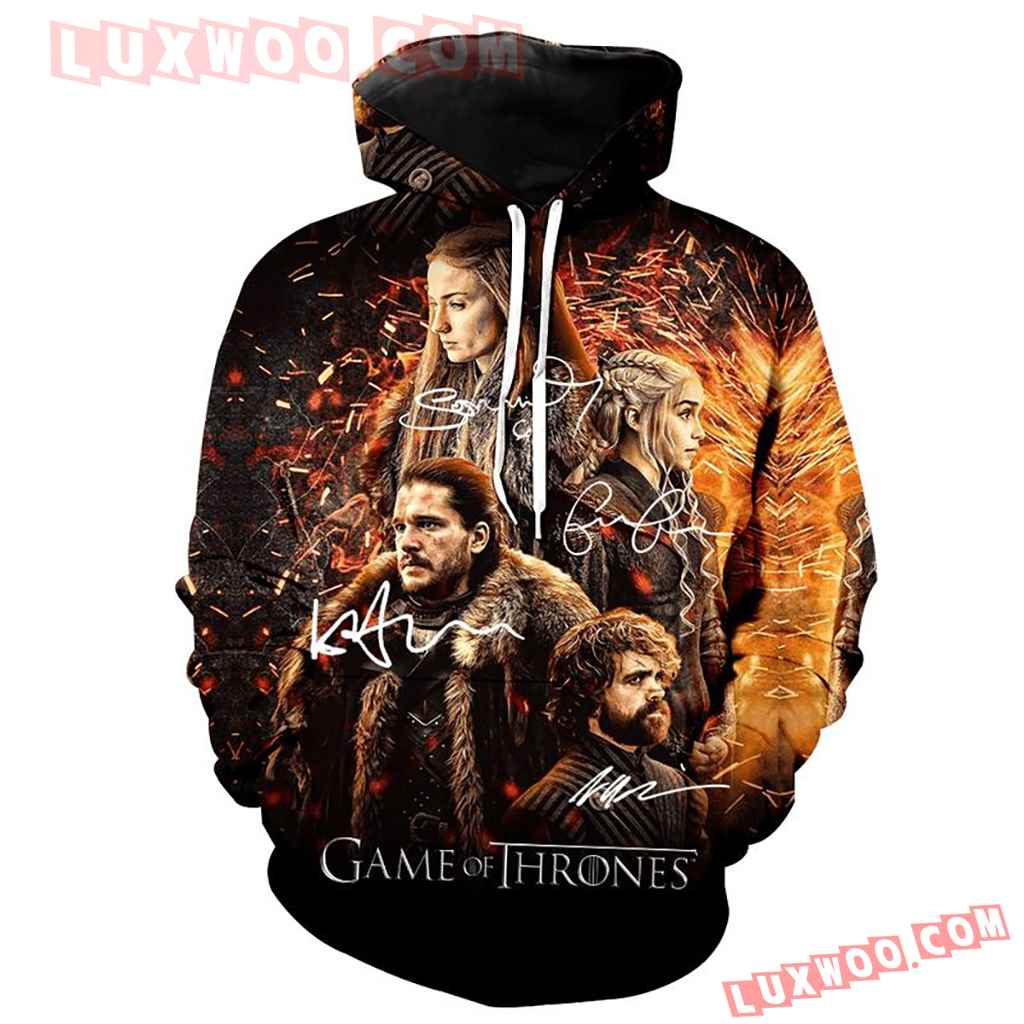 Game Of Thrones Full Over Print 5evs8