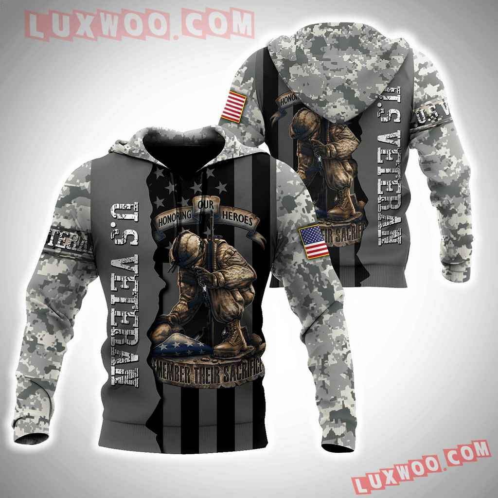 Honoring Our Heroes Remember Their Sacrifice New Full All Over Print K3109