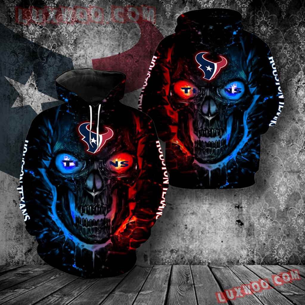 Houston Texans New All Over Print V1083