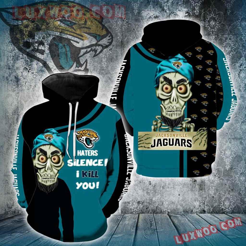 Jacksonville Jaguars Achmed Skull Full All Over Print V1413