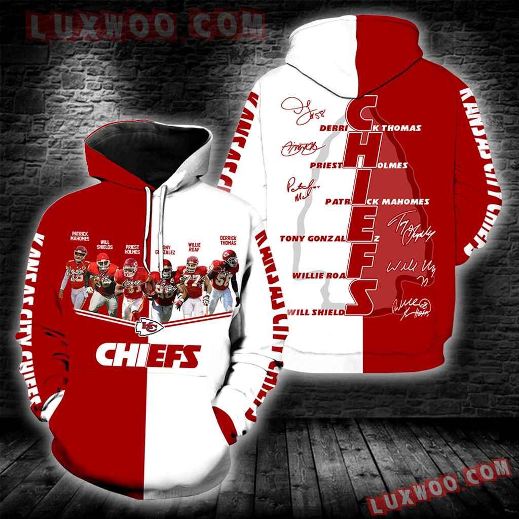 Kansas City Chiefs New Full All Over Print V1456