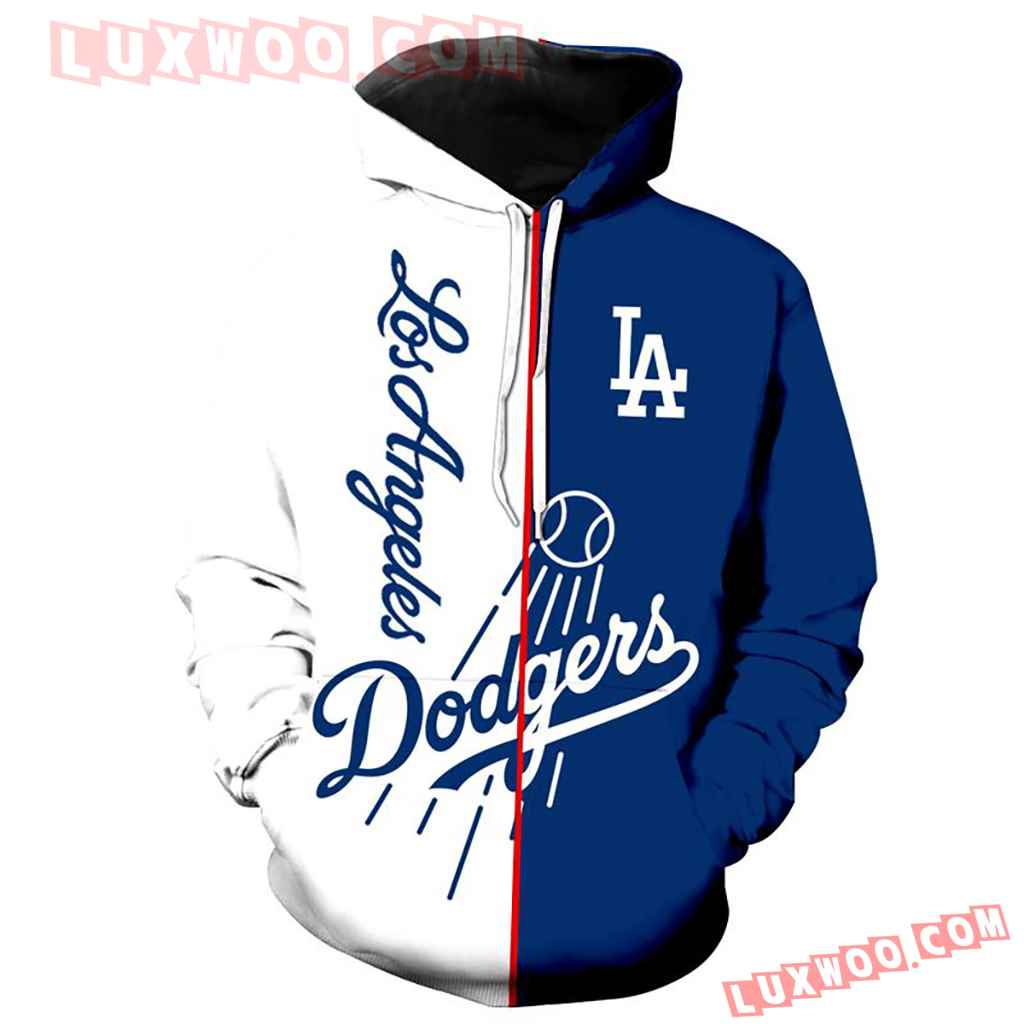 Los Angeles Dodgers Full Over Print