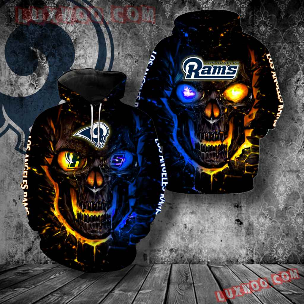 Los Angeles Rams All Over Print V1134
