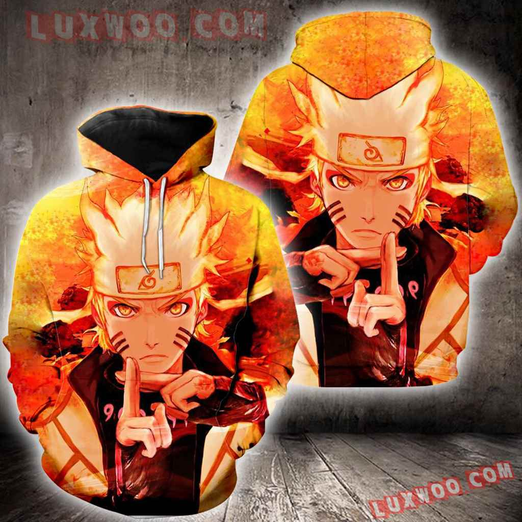 Naruto New Full All Over Print K1479
