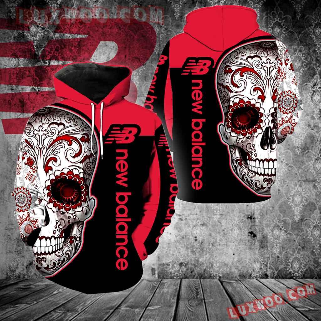 New Balance New Skull All Over Print V1304