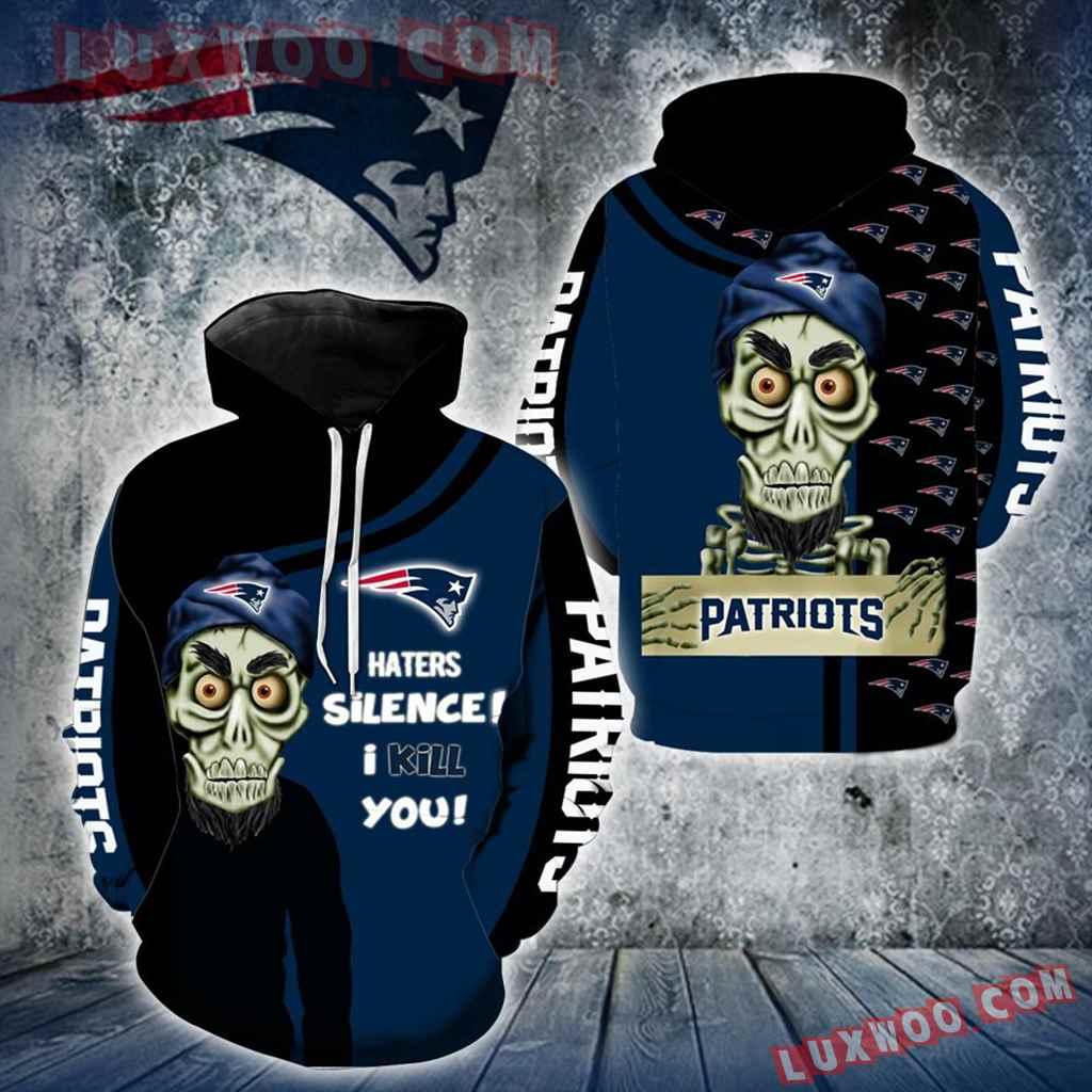 New England Patriots Achmed Skull Full All Over Print V1416