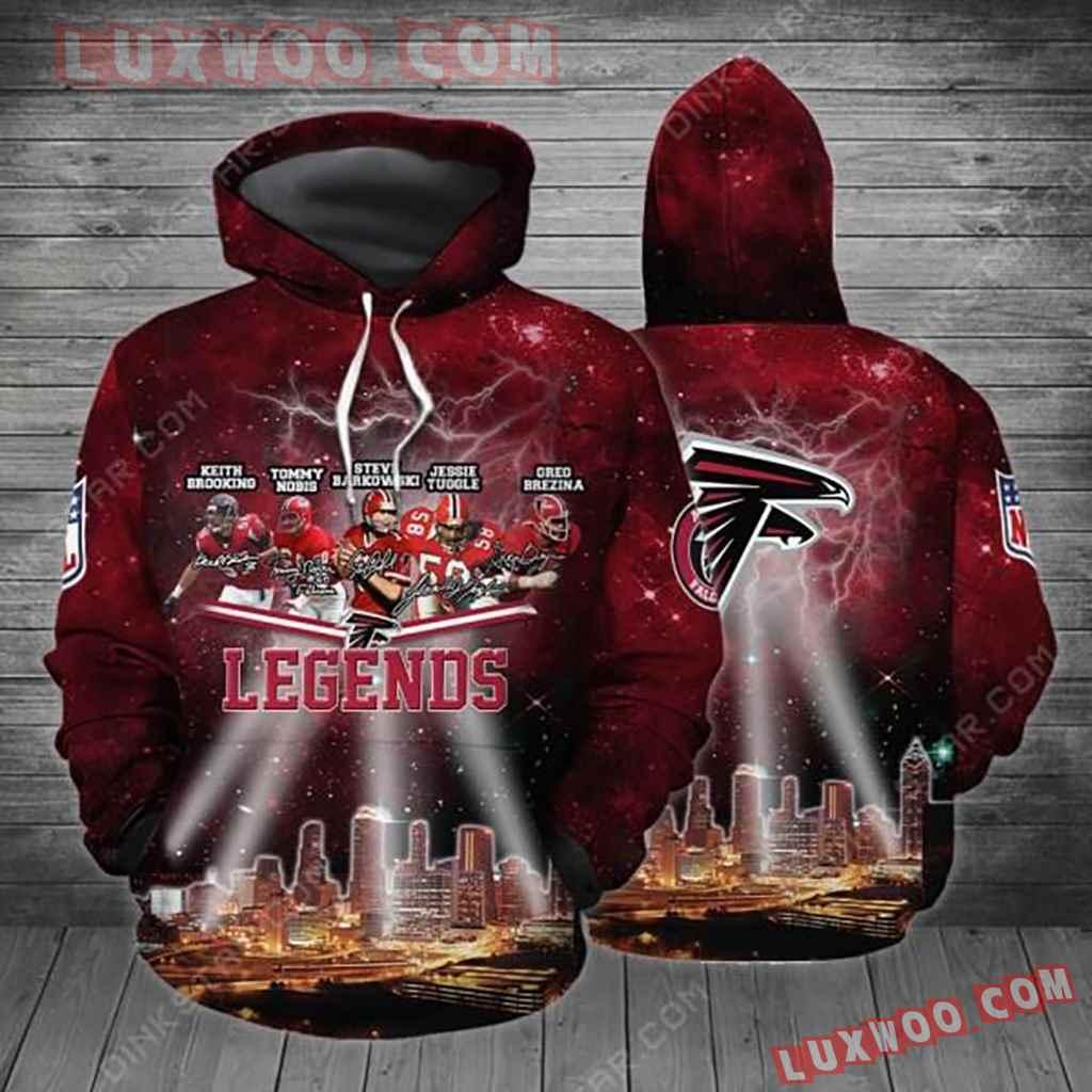 Nfl Atlanta Falcons Hoodie 4487