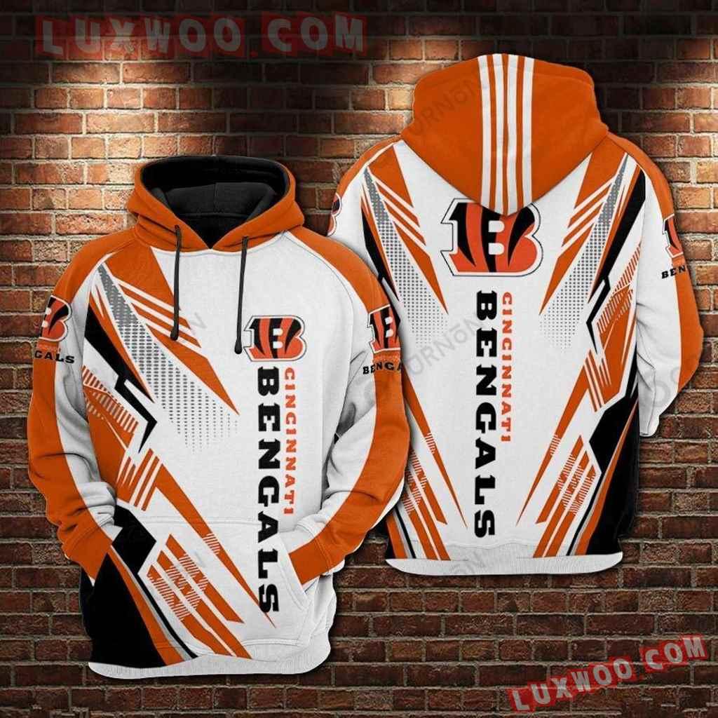 Nfl Cincinnati Bengals Hoodie 507