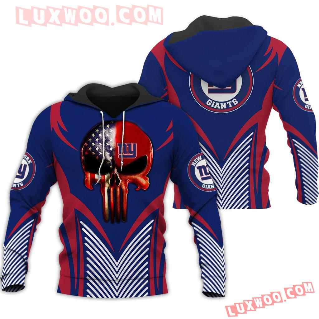 Nfl New York Giants 3d Hoodie For Men For Women All Over Printed Hoodie 4