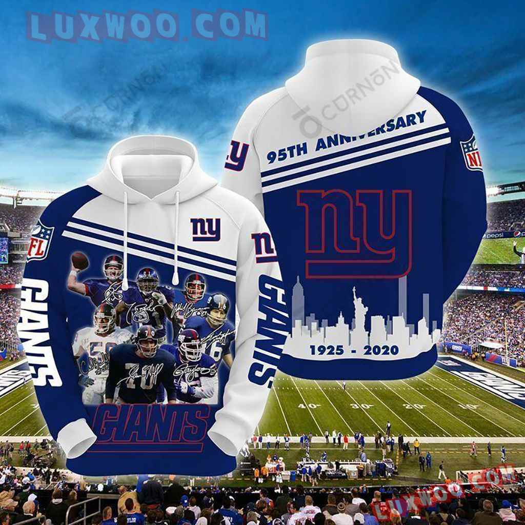Nfl New York Giants Champion Hoodie 449