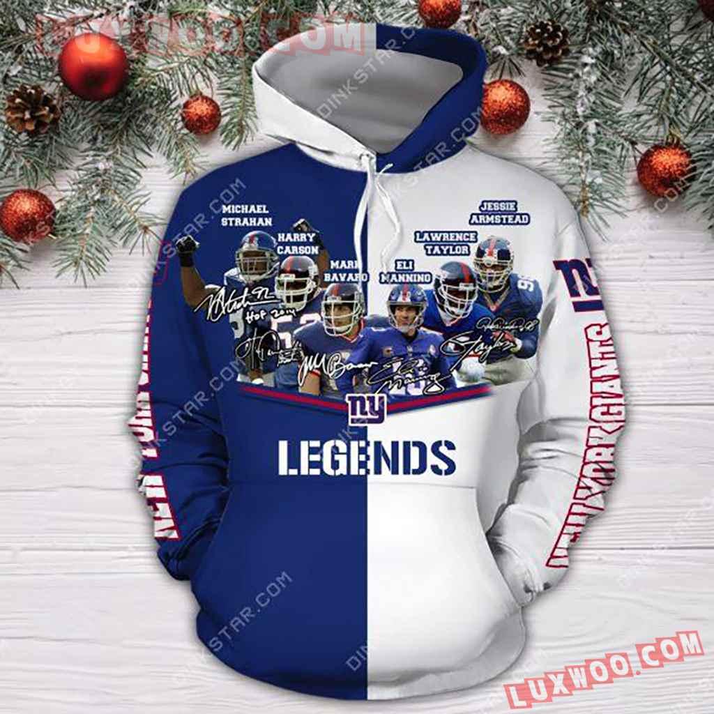 Nfl New York Giants Hoodie 4446