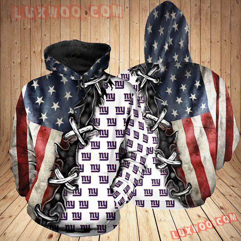 Nfl New York Giants Nygt Hoodie All Over Print Apparel For Nygt3d01120620