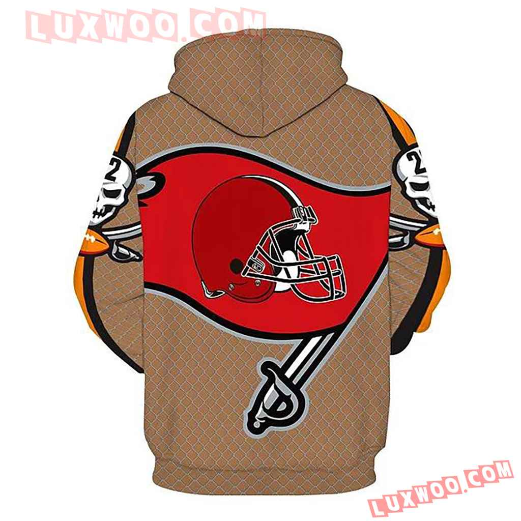 Nfl Tampa Bay Buccaneers 3d Hoodie For Men For Women All Over Printed Hoodie 3