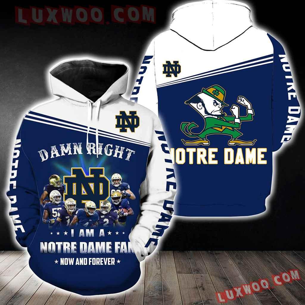 Notre Dame Fighting Irish New Full All Over Print S1283