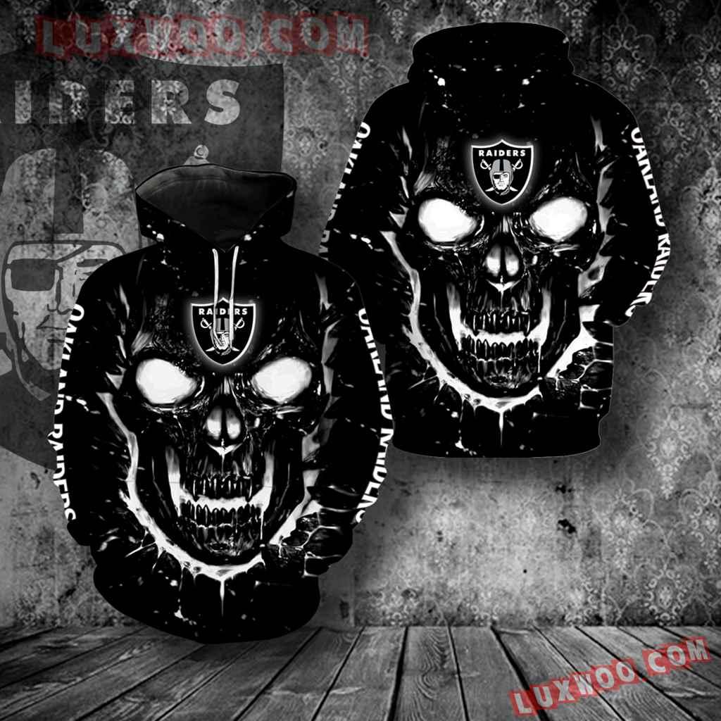 Oakland Raiders All Over Print V1138