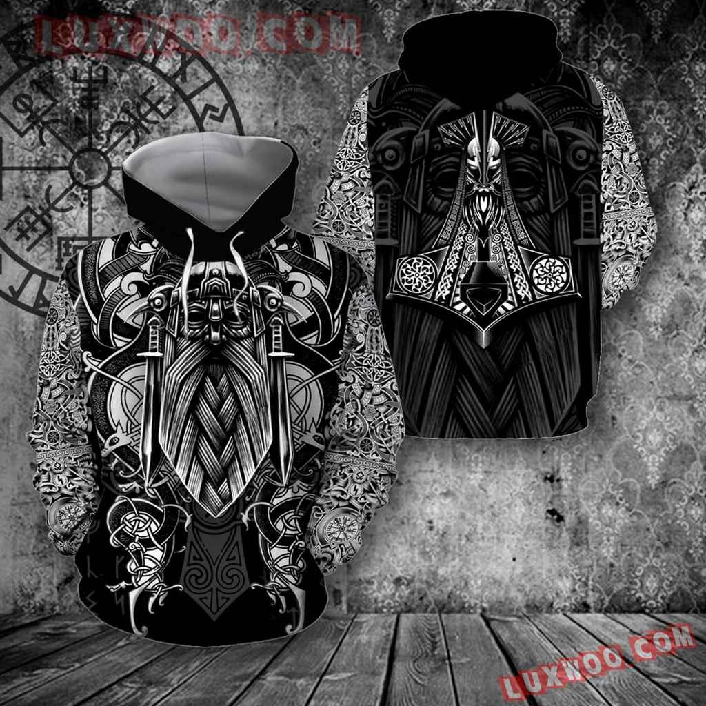 Odin Viking Symbol New All Over Print K1020