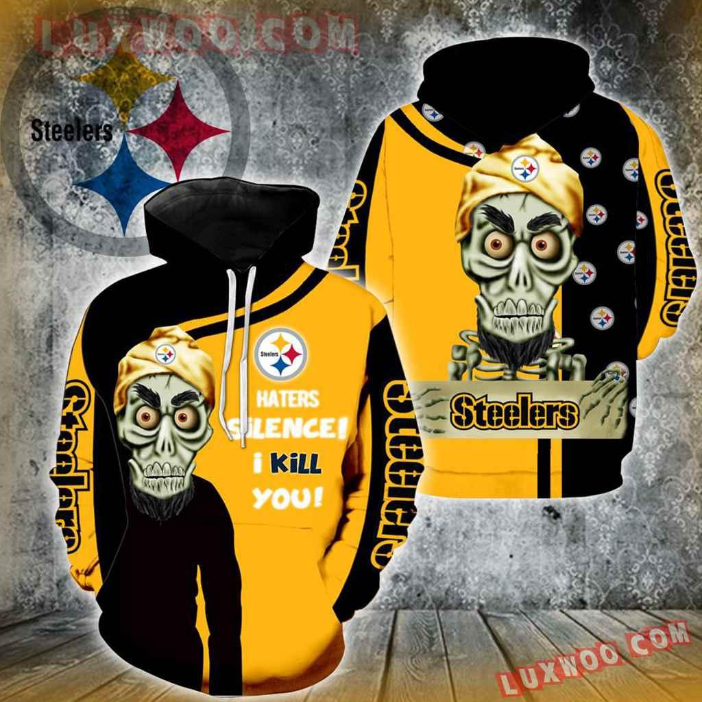 Pittsburgh Steelers Achmed Skull Full All Over Print K1187