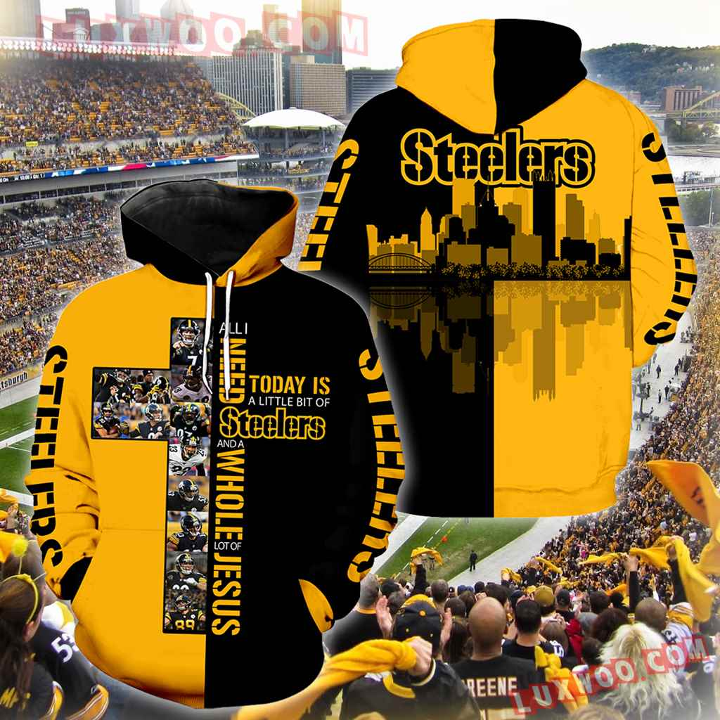 Pittsburgh Steelers Cross New Full All Over Print S1030
