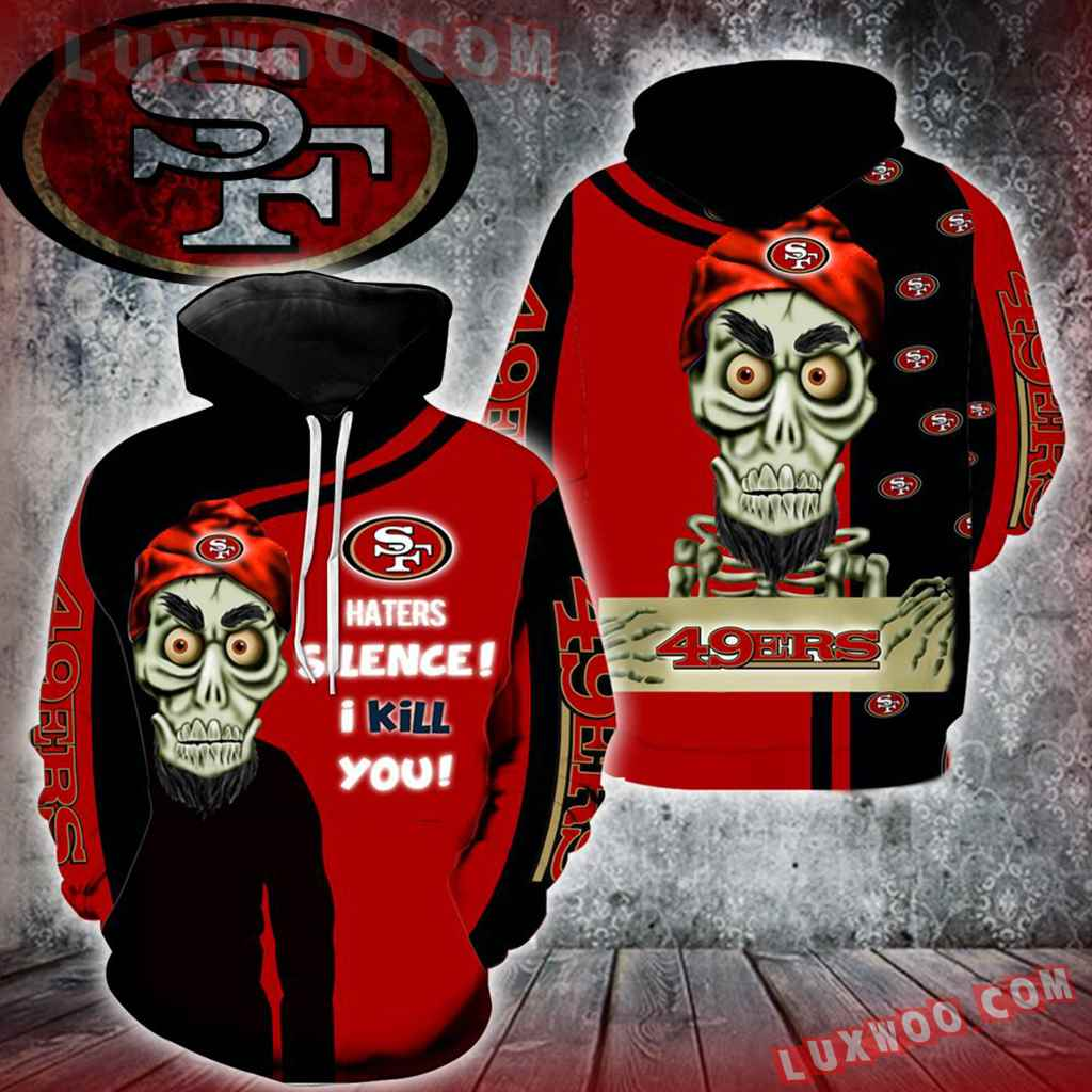 San Francisco 49ers Achmed Skull Full All Over Print K1188