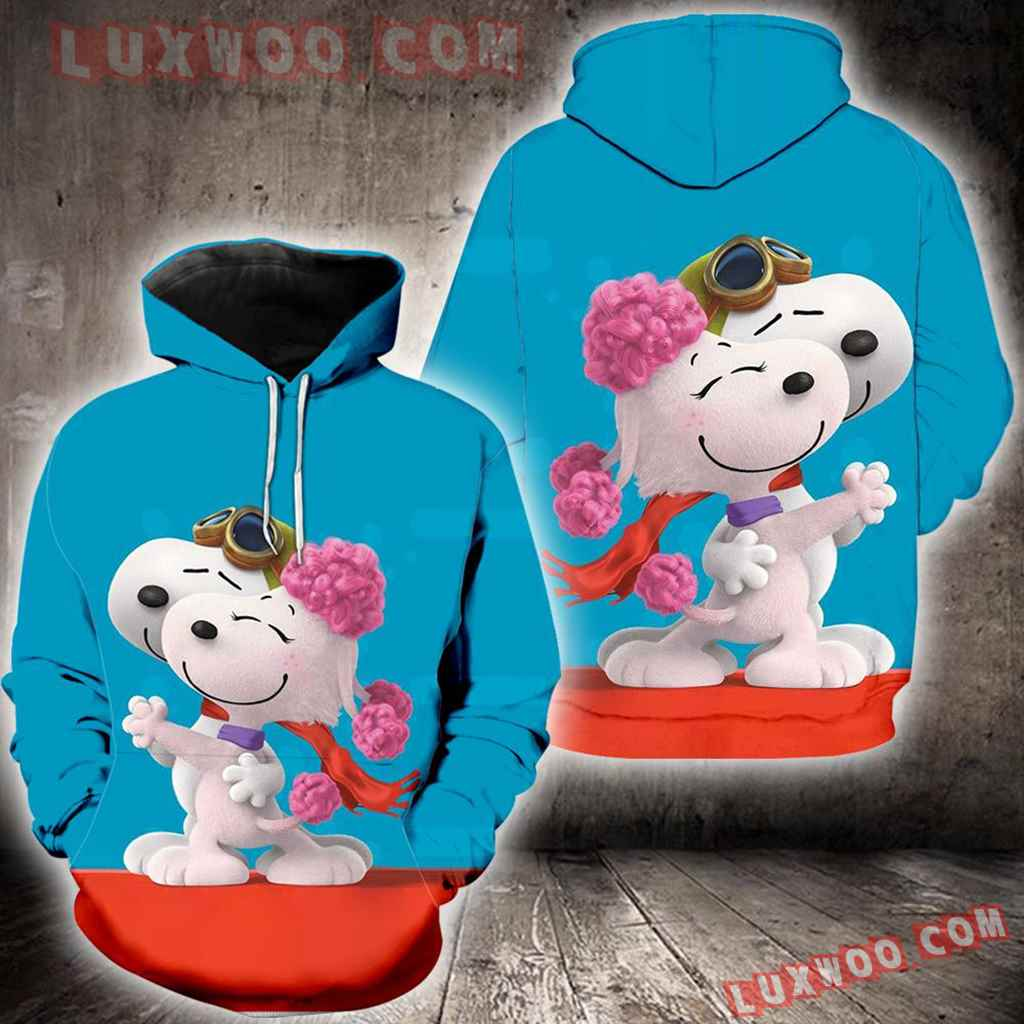 Snoopy New Full All Over Print K1442