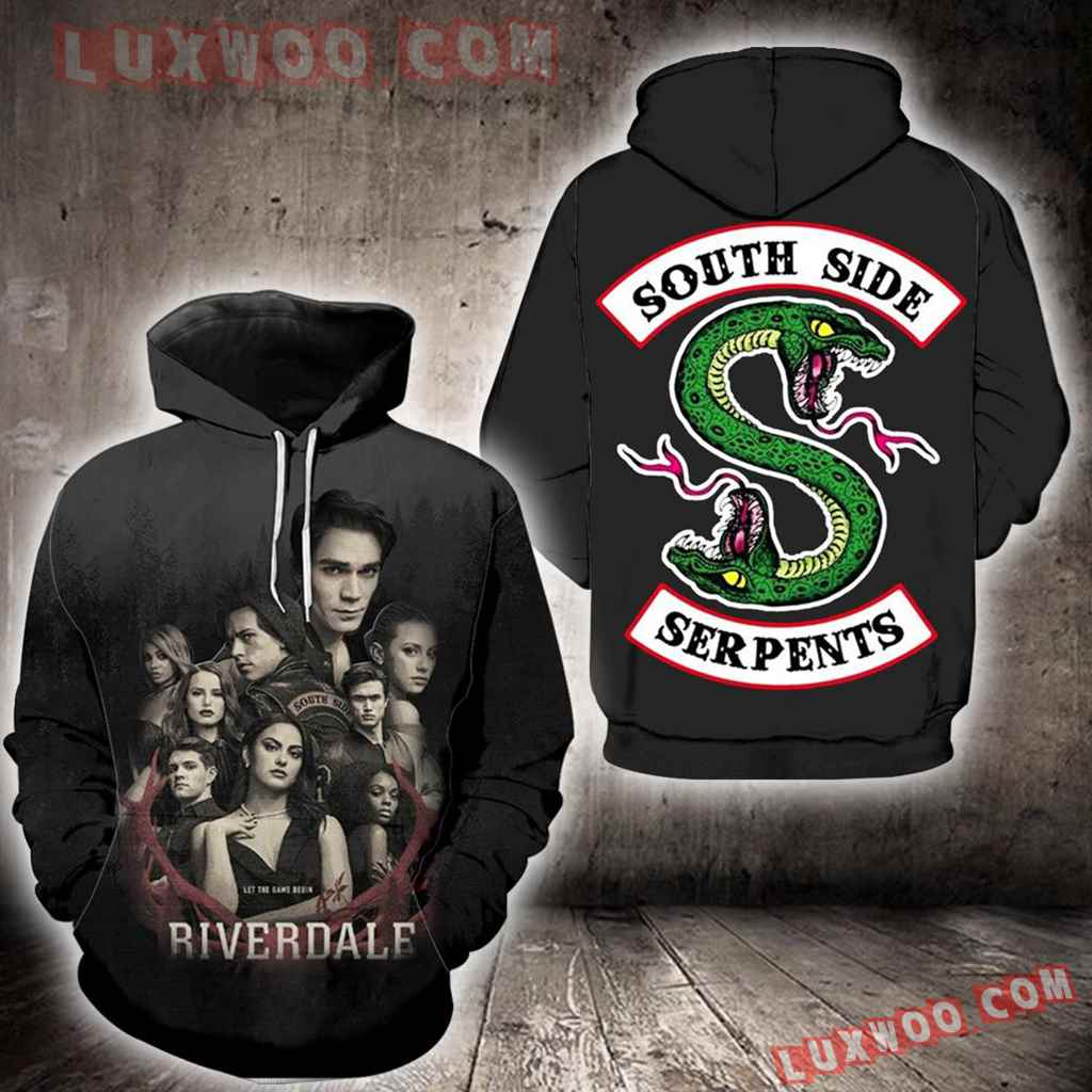 Southside Serpents New Full All Over Print K1497