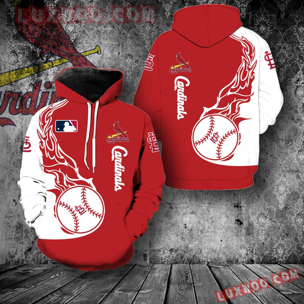St Louis Cardinals Fire New All Over Print V1293