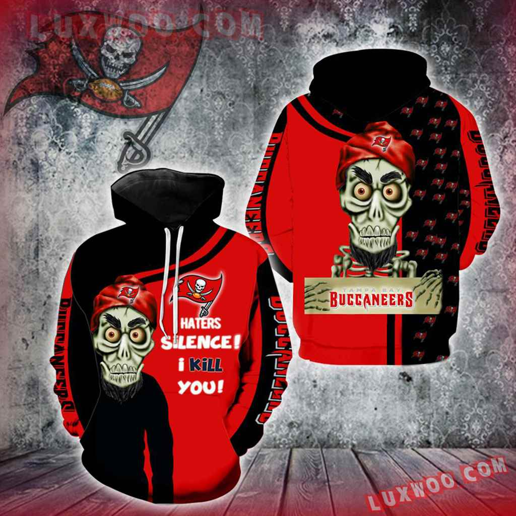 Tampa Bay Buccaneers Achmed Skull Full All Over Print K1200