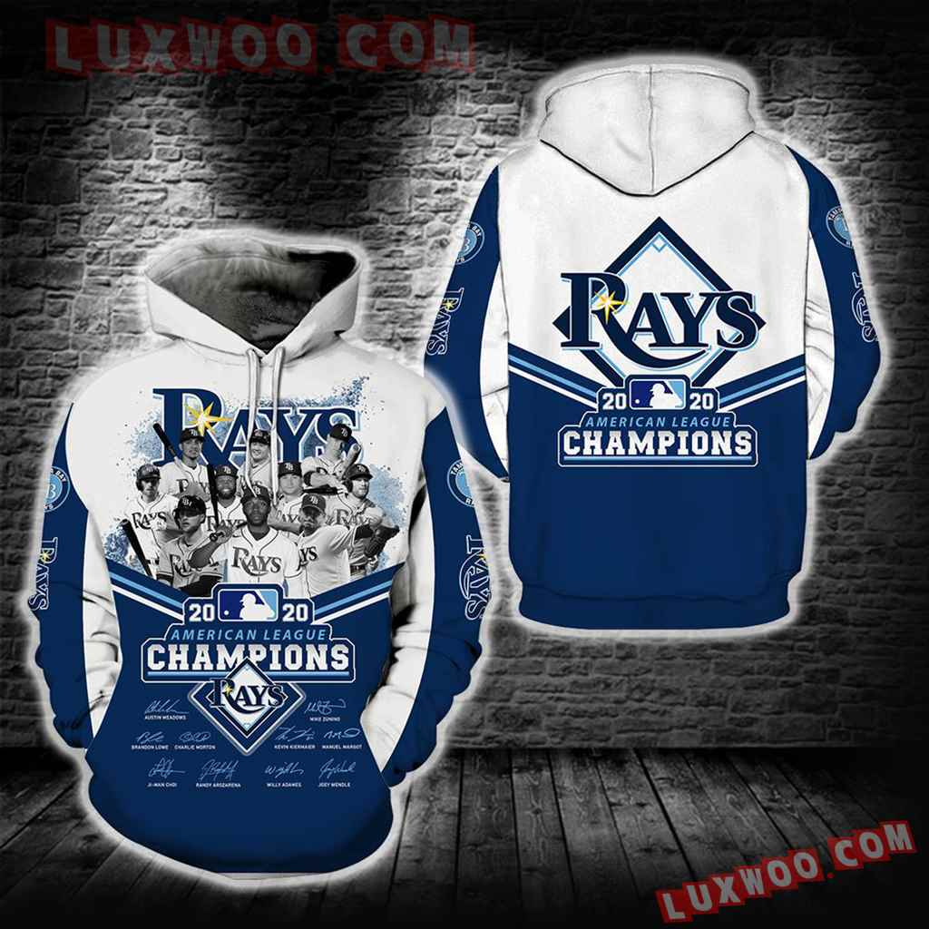 Tampa Bay Rays New Full All Over Print S1545