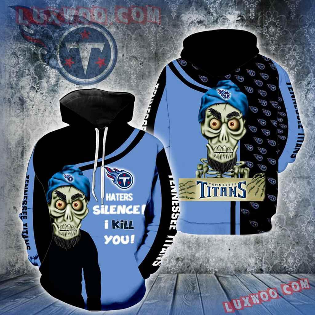 Tennessee Titans Achmed Skull Full All Over Print V1409