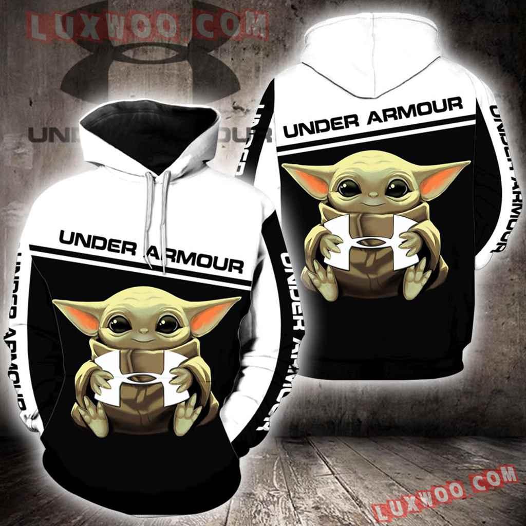 Under Armour Baby Yoda New Full All Over Print V1568