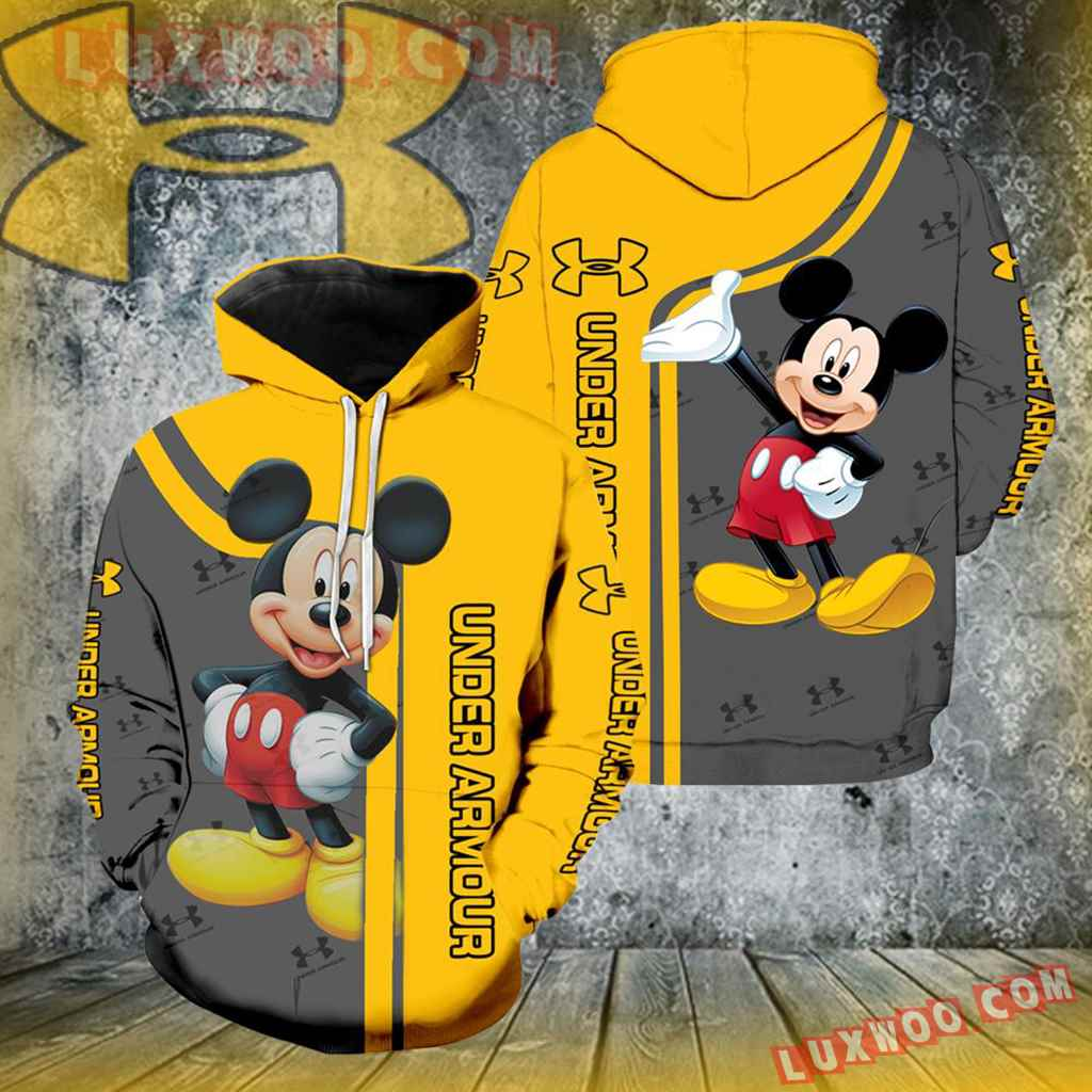 Under Armour Mickey Mouse All Over Print K1056