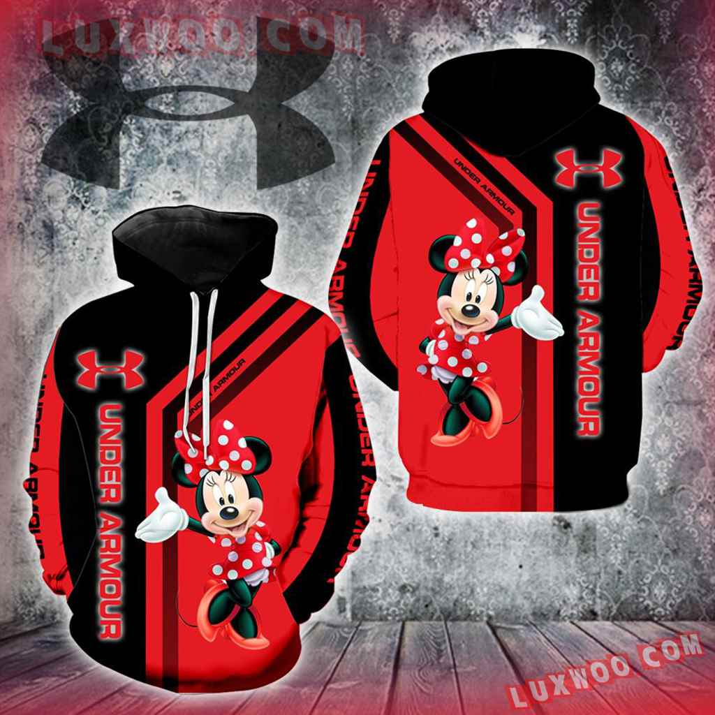 Under Armour Minnie Mouse New Full All Over Print V1434