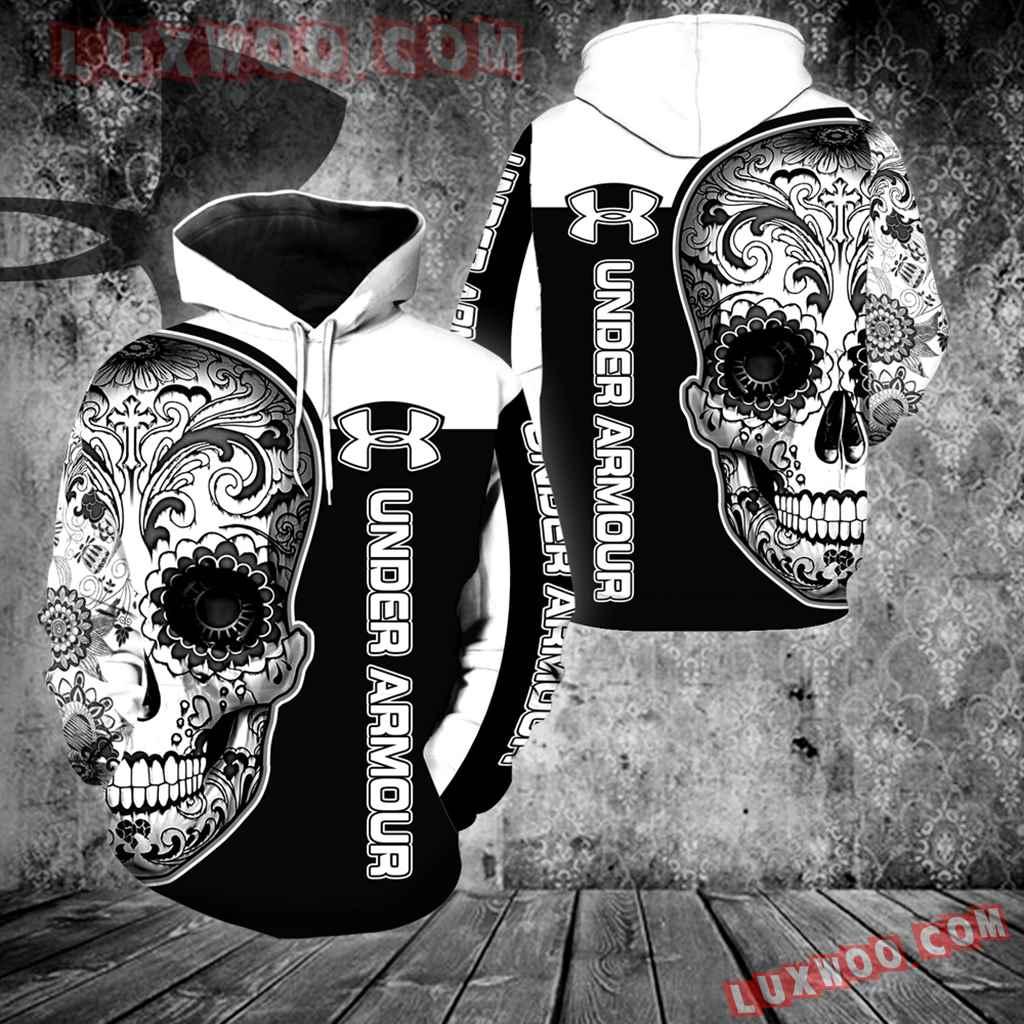 Under Armour Skull New All Over Print K1029