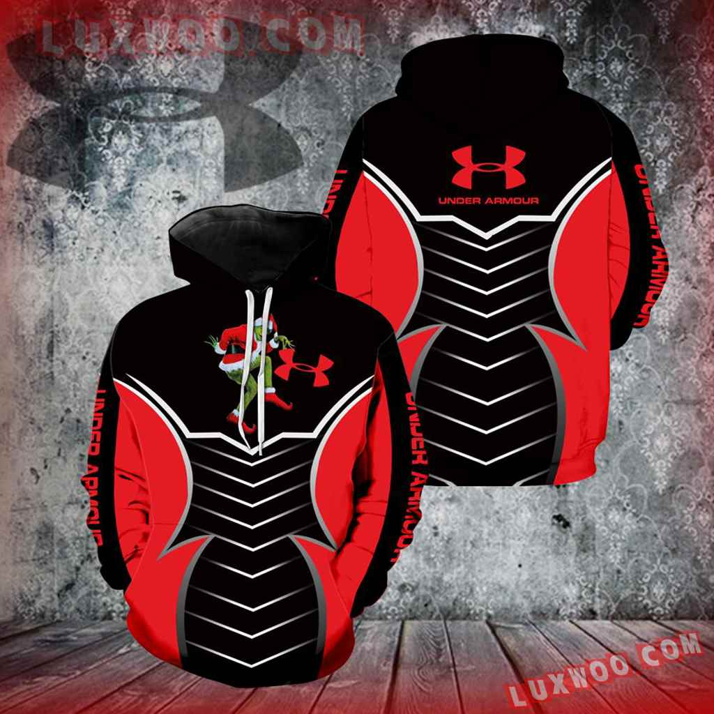 Under Armour The Grinch New Full Over Print V1363