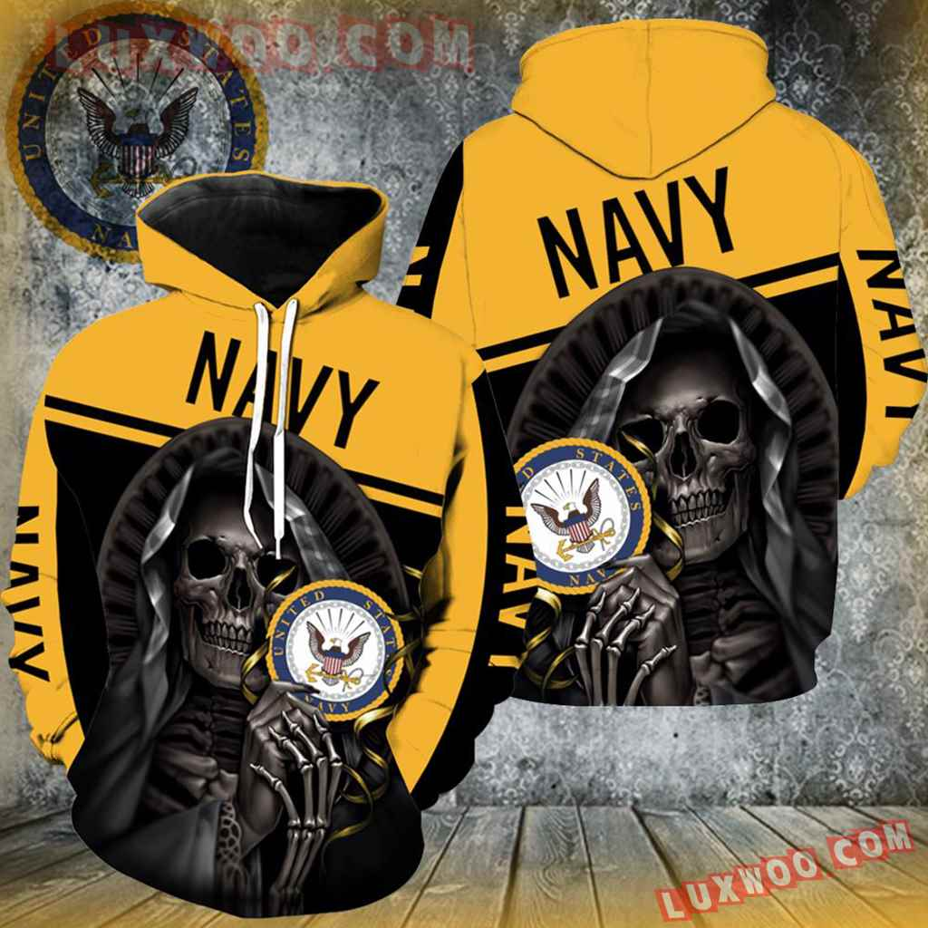United States Navy New All Over Print K1009
