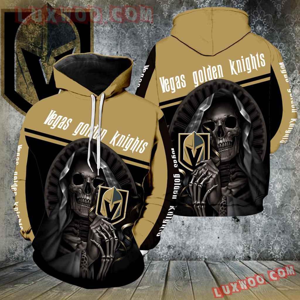 Vegas Golden Knights New Full Over Print V1368