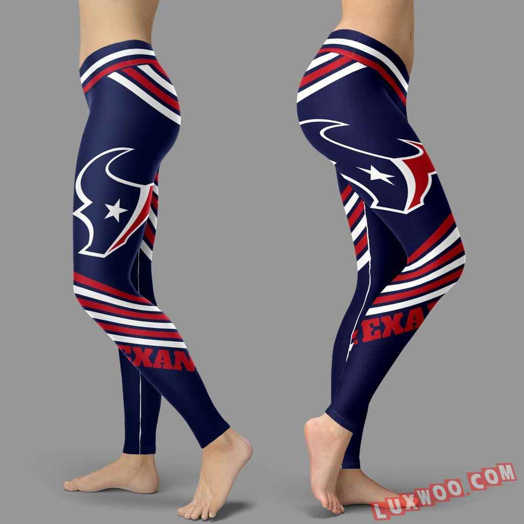 Nfl Houston Texans Leggings V2