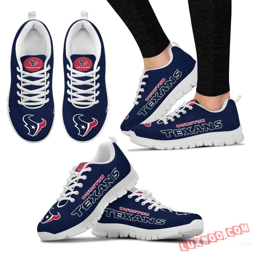 Nfl Houston Texans Running Shoes V1