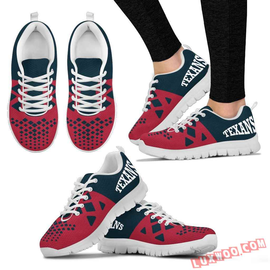 Nfl Houston Texans Running Shoes V2