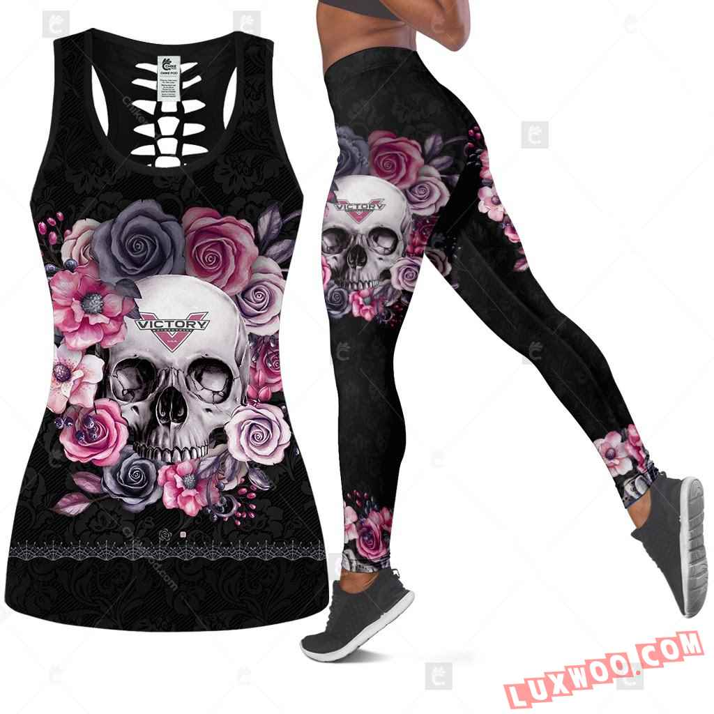 Love Motorbike Tank Top Legging 3d All Over Printed Clothes Bc309
