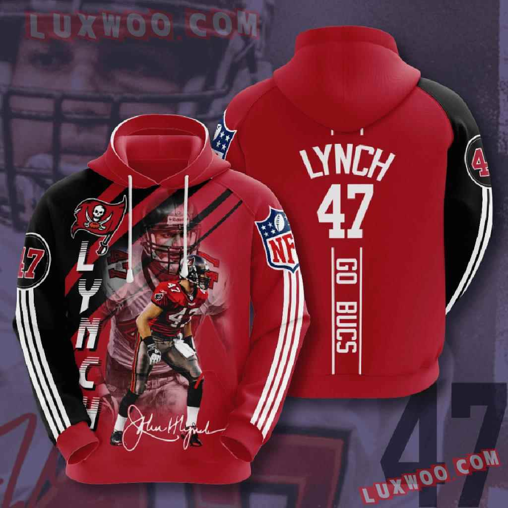Nfl Tampa Bay Buccaneers 3d Hoodies Printed Zip Hoodies Sweatshirt Jacket V11
