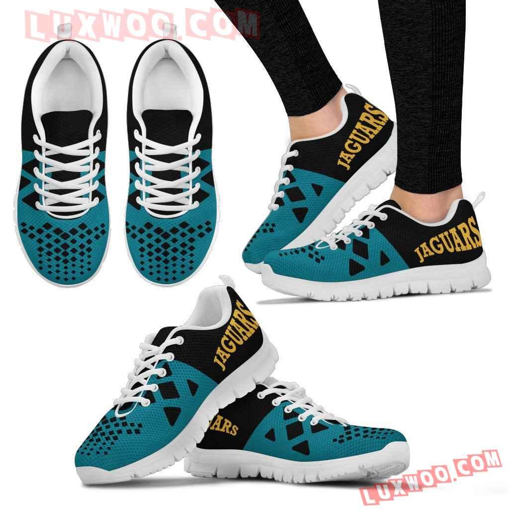 Nfl Jacksonville Jaguars Running Shoes Sneaker Custom Shoes V2