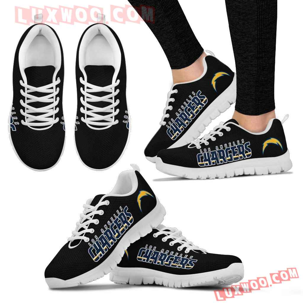 Nfl Los Angeles Chargers Running Shoes Sneaker Custom Shoes V1