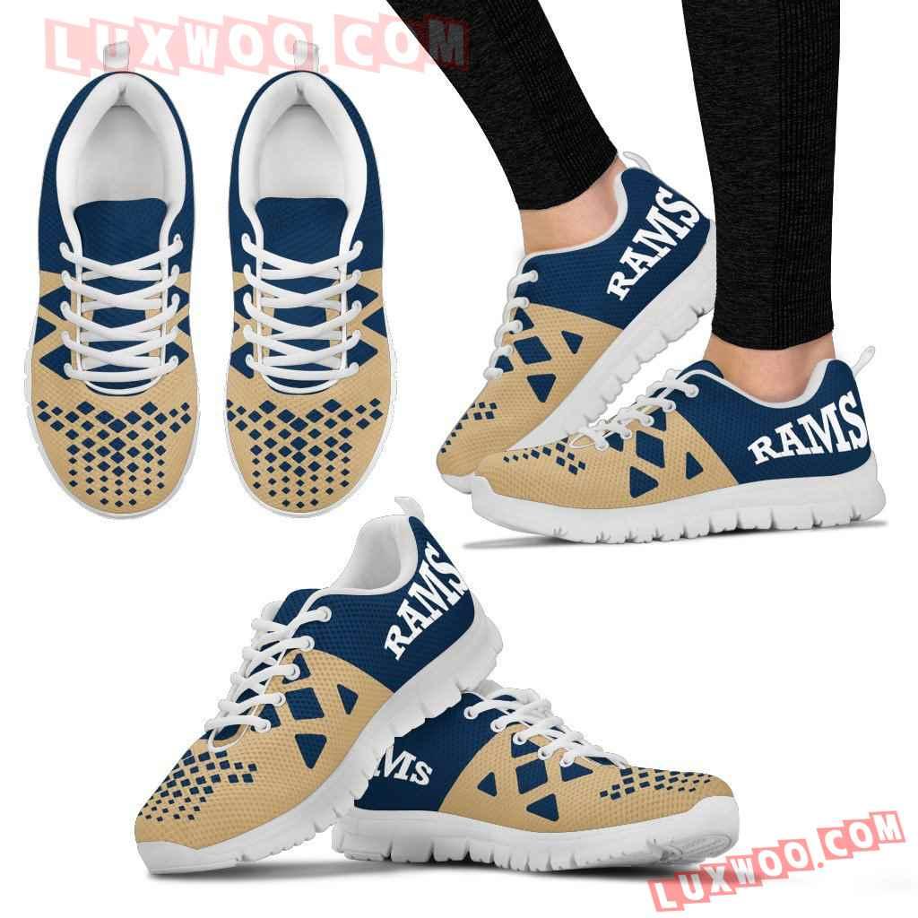 Nfl Los Angeles Rams Running Shoes Sneaker Custom Shoes V2