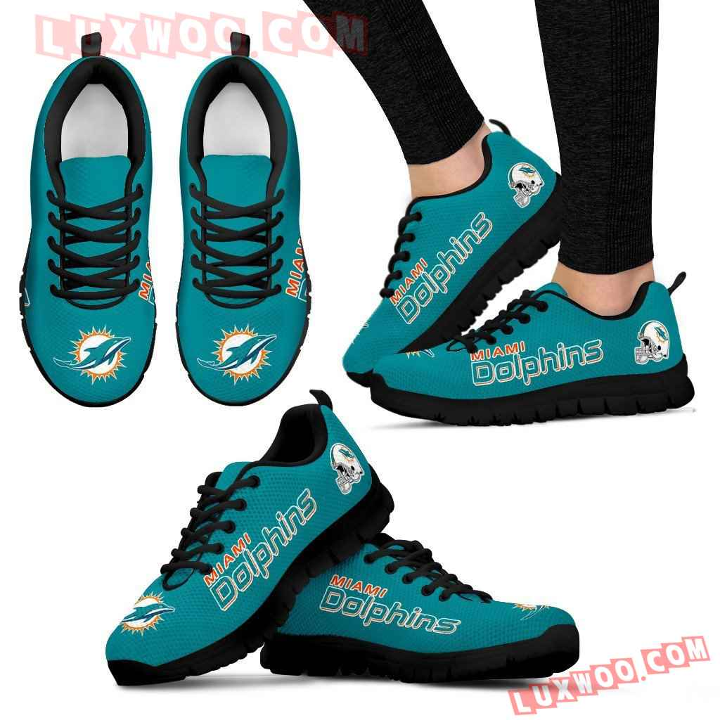 Nfl Miami Dolphins Running Shoes Sneaker Custom Shoes V1