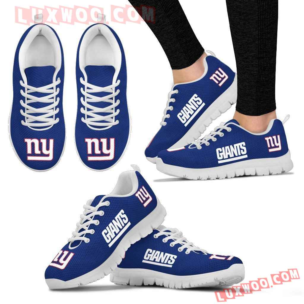 Nfl New York Giants Running Shoes Sneaker Custom Shoes V1