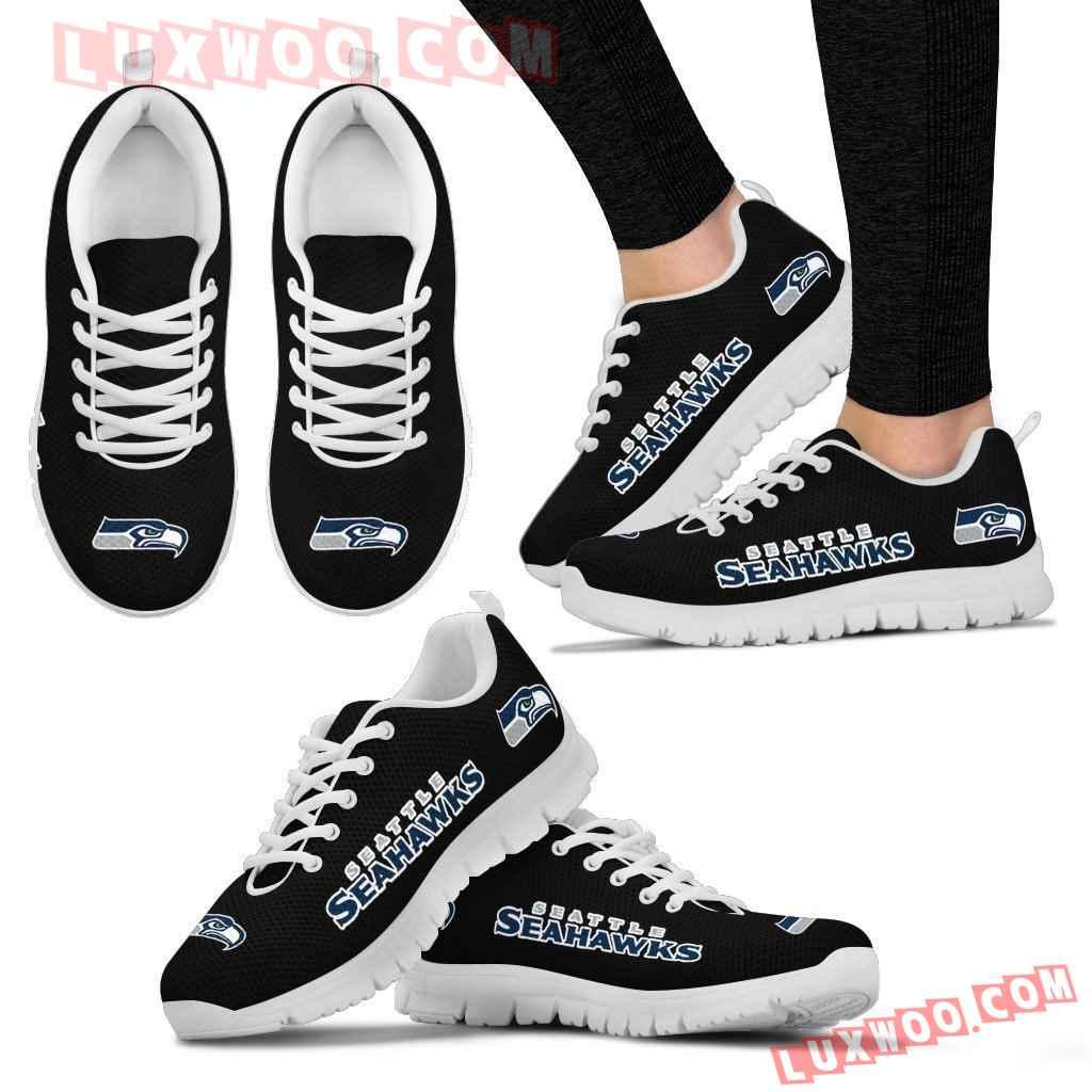 Nfl Seattle Seahawks Running Shoes Sneaker Custom Shoes V1